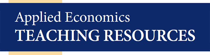 AAEA: Applied Economics Teaching Resources