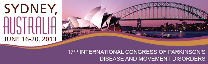 The Movement Disorder Society's 17th International Congress
