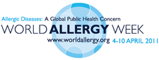World Allergy Week 2011